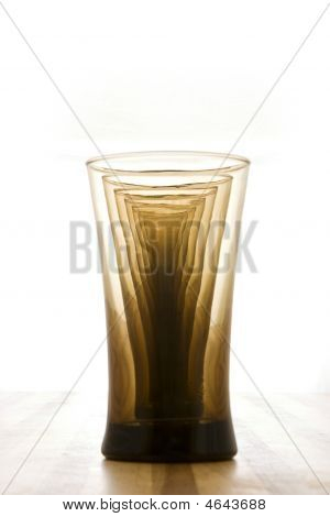 Smoked Drinking Glasses