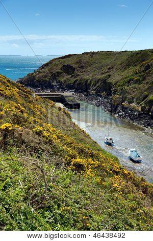 Porthclais West Wales