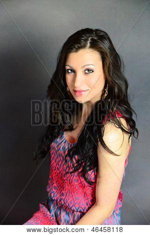 Pretty Girl Pose VI