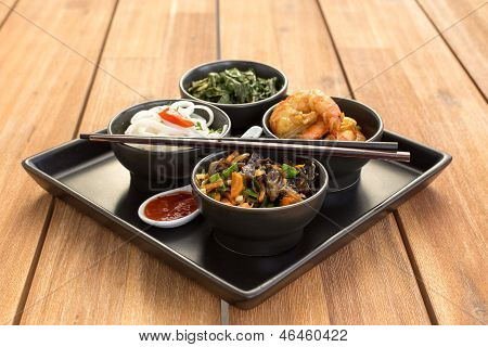 Traditional Chinese Dish