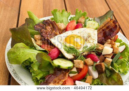 Fresh Peasant Salad