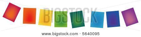 Color Gradient Paper