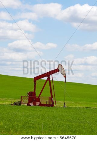 Prairie Pump Jack