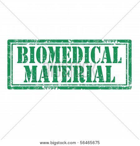 Biomedical Material-stamp