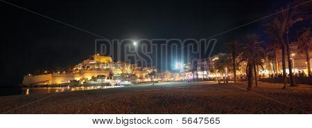 Castle In The Beach