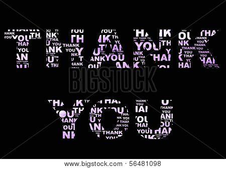 A Purple Thank You
