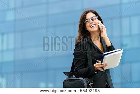Successful Female Business Entrepreneur