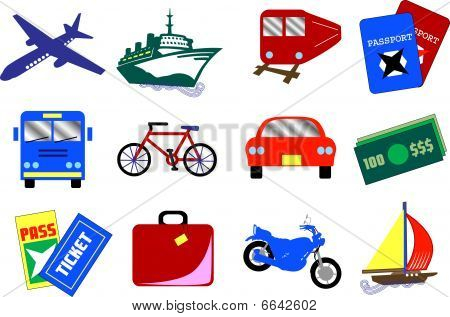 Travel Icons.eps