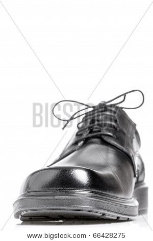 Classic Black Men's Shoe