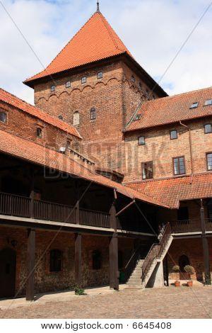 Tower in Nidzica