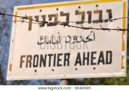 Border Ahead