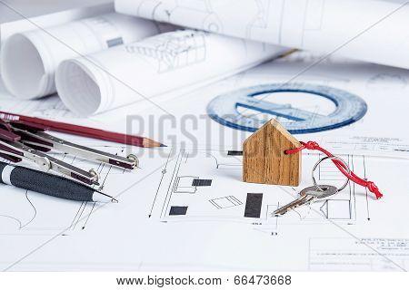 Blueprints And Key
