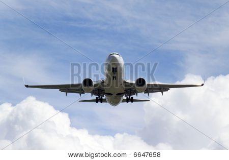 Plane Frontal