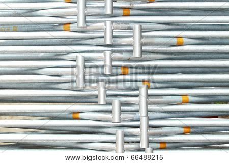 Mild Steel ERW Pipes specially used for Scaffolding various other types are also available with GI and MS with Square and Rect. Tubes. poster