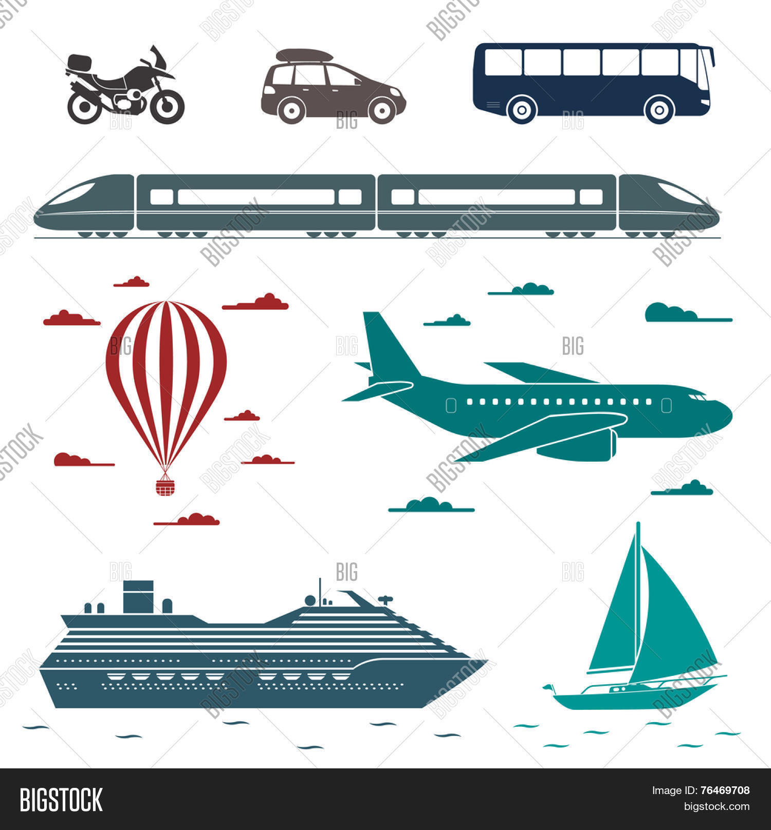 Various Types Vector & Photo (Free Trial) | Bigstock