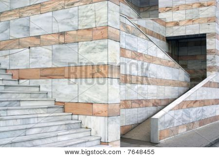 Stair Outside