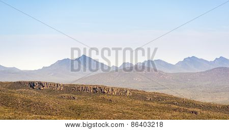 Grampians Mountains