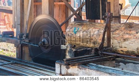 Sawmill Blade