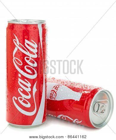 Tins of Cola
