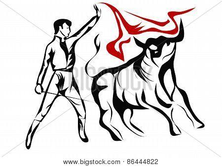 Spanish Bullfighter