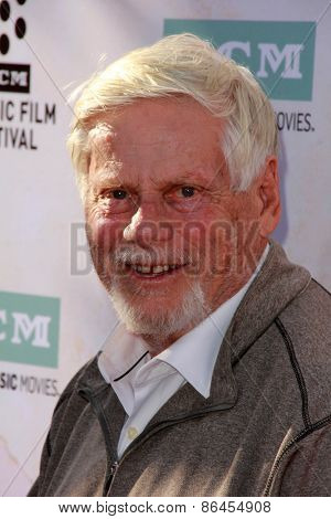LOS ANGELES - MAR 26:  Robert Morse at the 50th Anniversary Screening Of