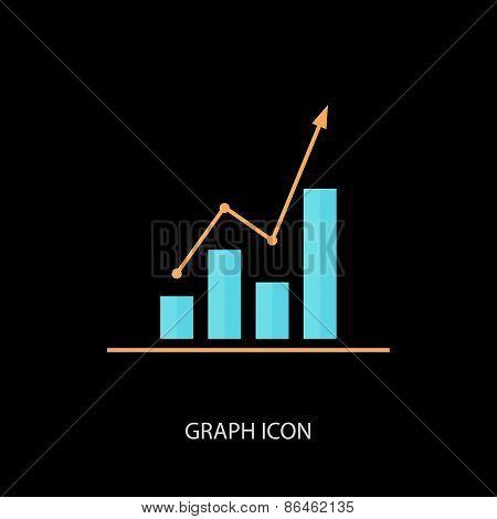 Graph Web Icon