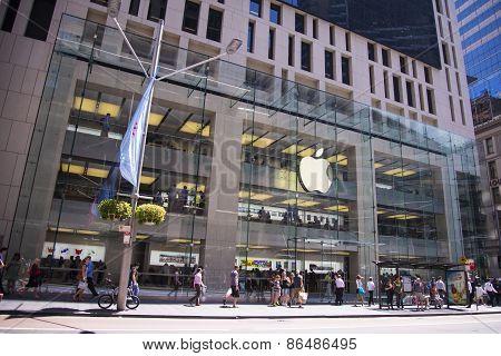 Apple Shop In Sidney