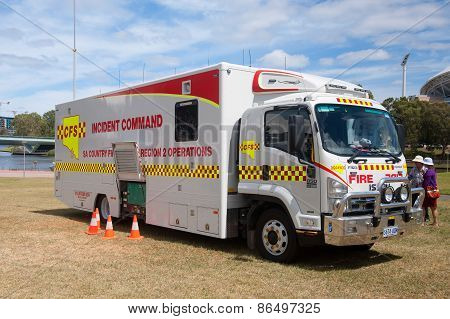 CFS Command Vehicle