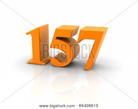 Number 157