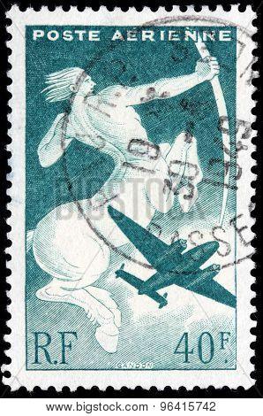 Centaur Stamp