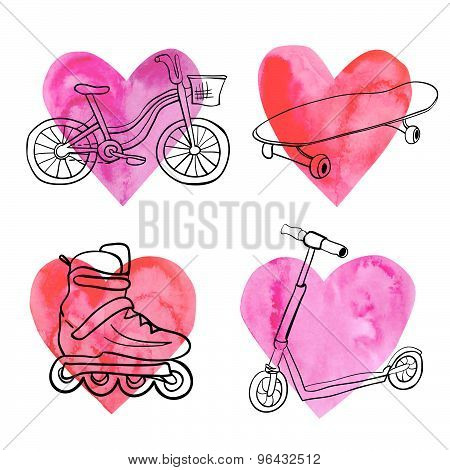 Wheeled Sport Equipment