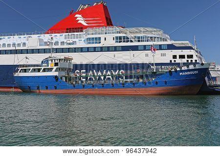 Refueling Ship