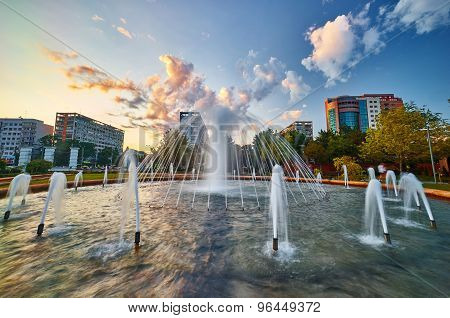 Titan Park Artesian Fountain