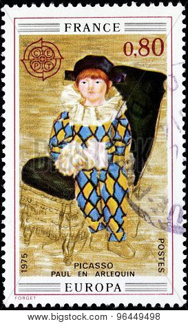 Picasso Stamp
