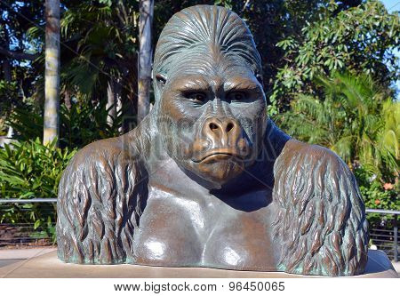 Bronze of Mbongo