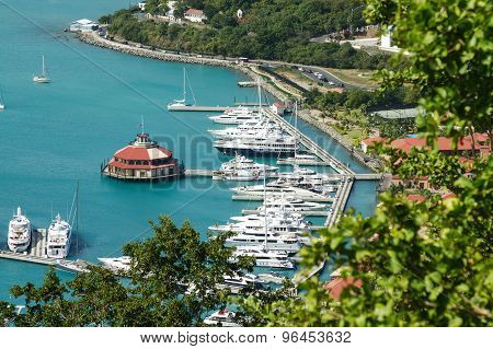 St Thomas In The Us Virgin Islands