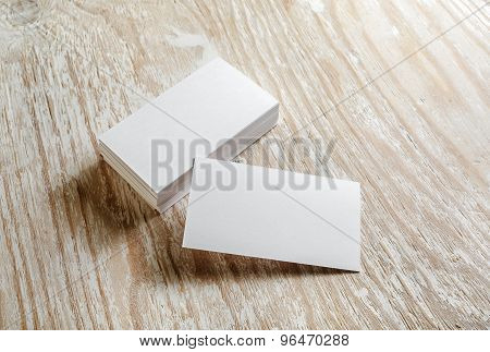 Bank Business Cards