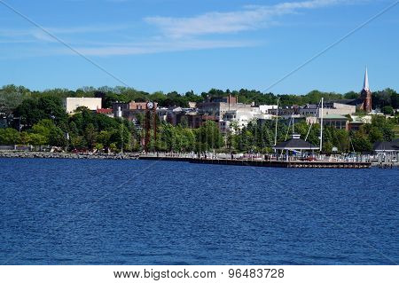 Bayfront Park and Marina
