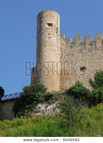 Frias Castle, Burgos, Spain