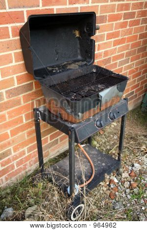 Rusty Barbecue