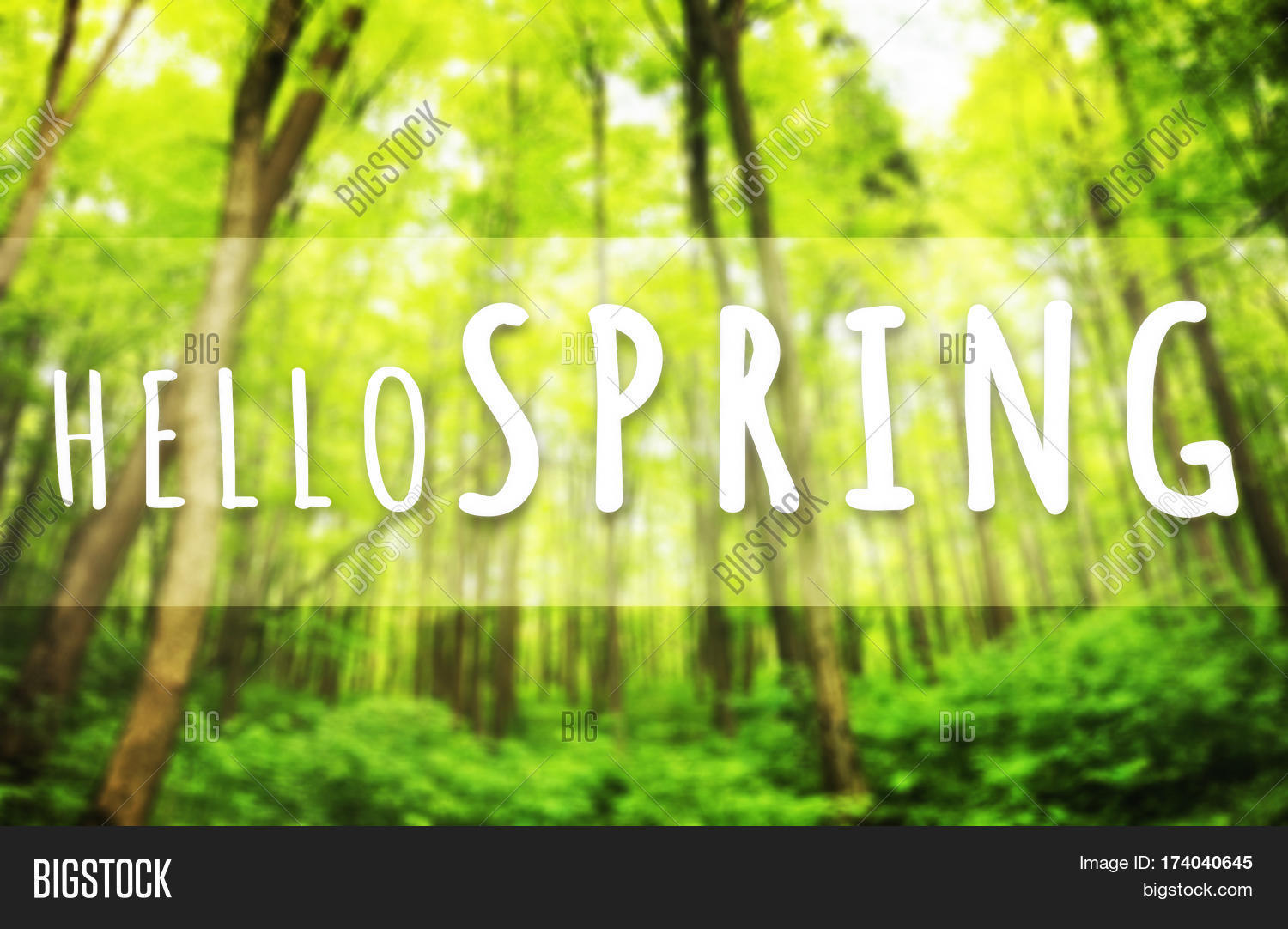 Beautiful greeting card words image photo bigstock beautiful greeting card with words welcome spring m4hsunfo