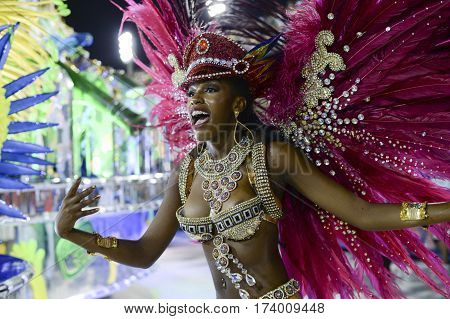 Carnival 2017 - Estácio De Sá