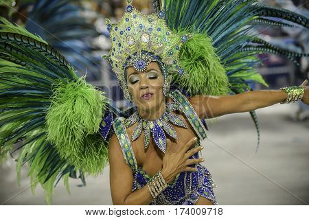 Carnival 2017 - Academicos Da Rocinha