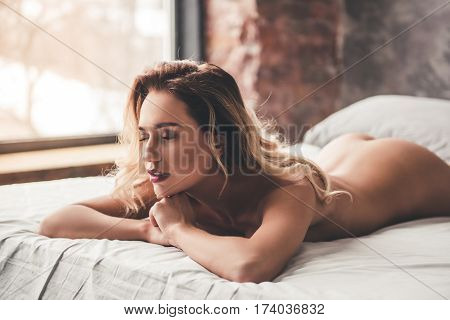 Beautiful Nude Woman