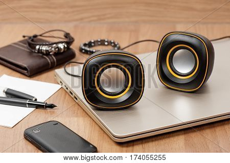 Portable Usb Speakers