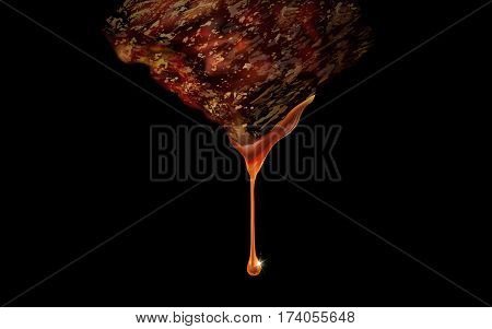 Grilled Meat Element