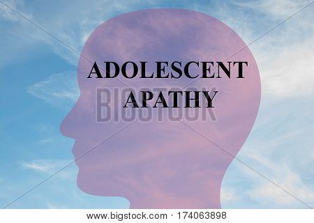 Adolescent Apathy Concept