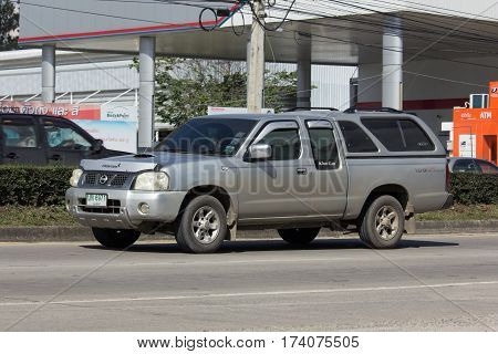 Private Old Pickup Car, Nissan Frontier