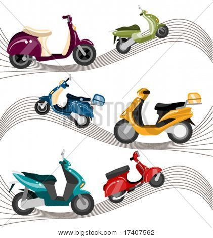 scooter set