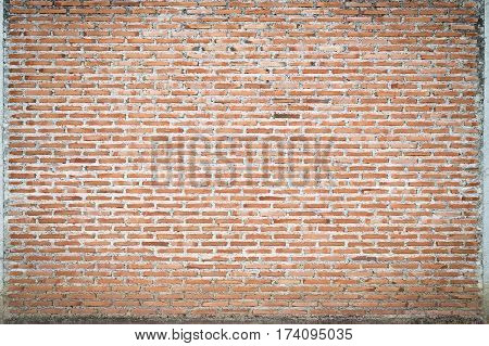 old brick wall with a textured surface as a background